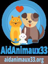 2017 logo AidAnimaux couleur fond transparent